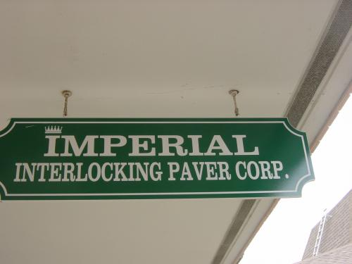 imperial paver
